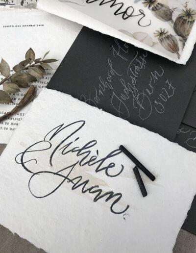 De Pluma y Letras - Invitaciones Personalizadas