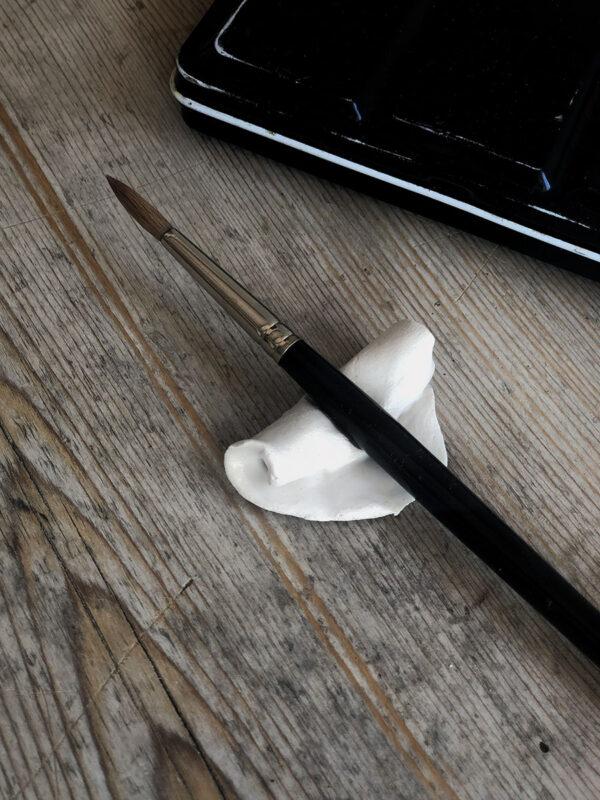 De Pluma y Letras - Reposa plumas o pinceles